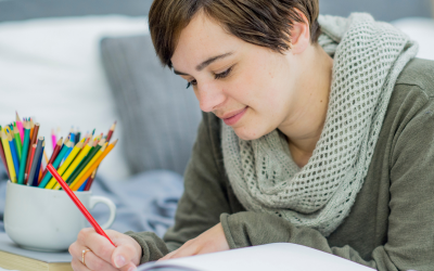 Reducing Stress and Anxiety: Why Adult Colouring Books Are Good For Wellness