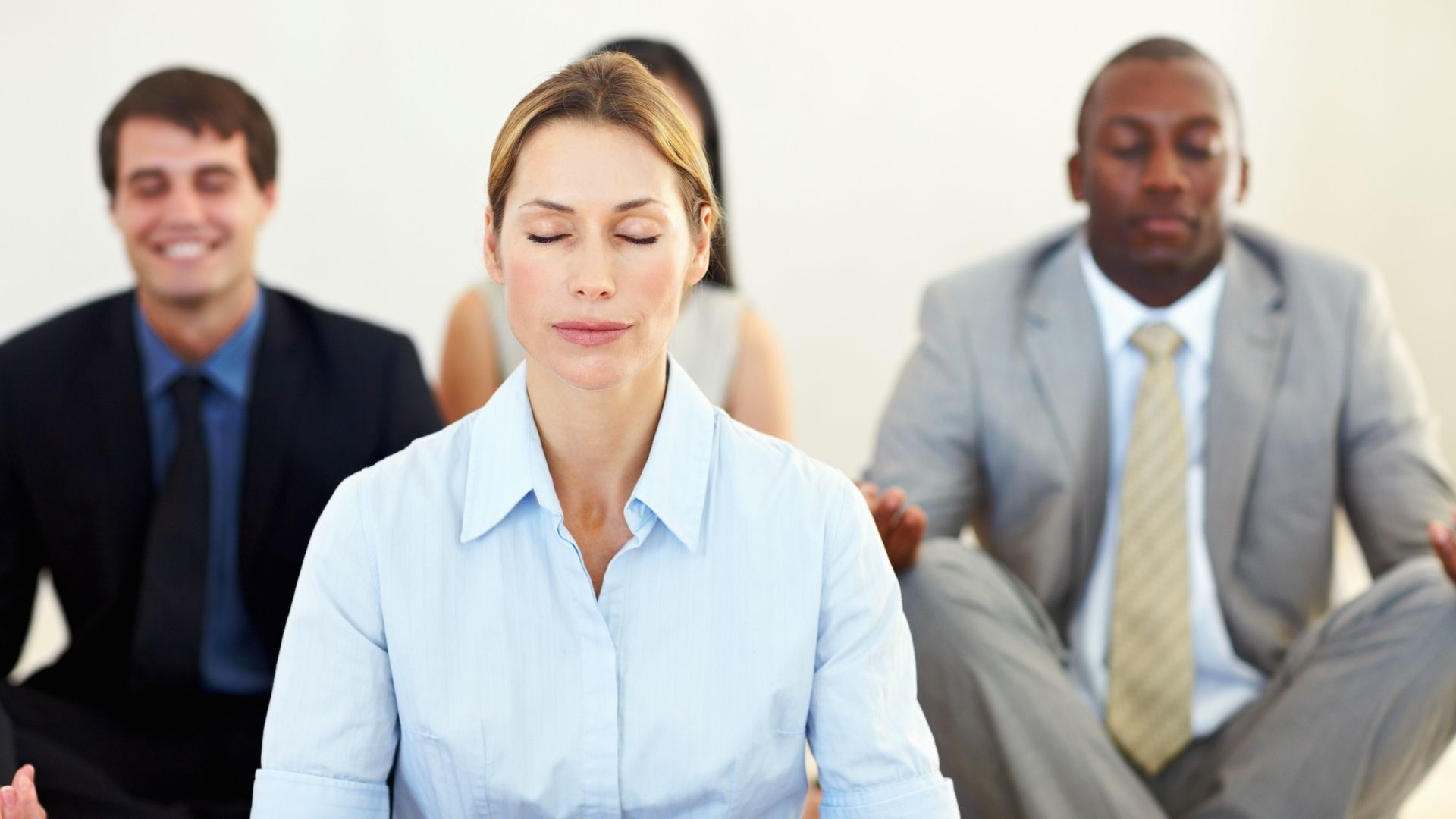 RHA Course - Meditation for Busy People